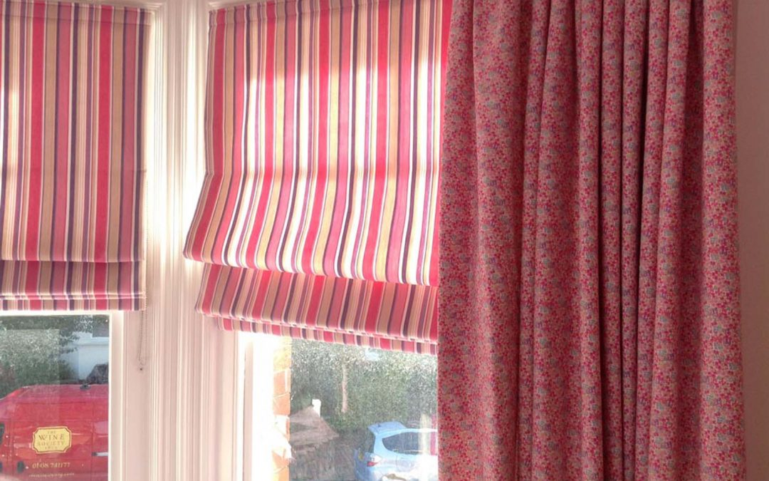 Curtains with Blinds